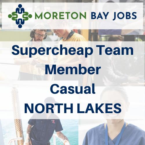 Supercheap Team Member Job