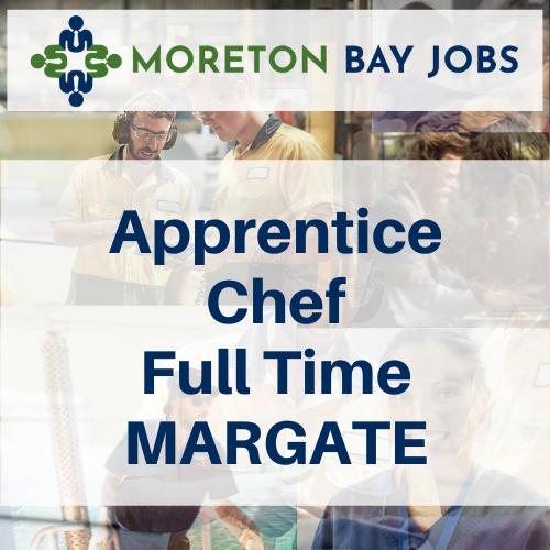 Apprentice Chef job
