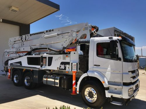 Newway Concrete Pumping